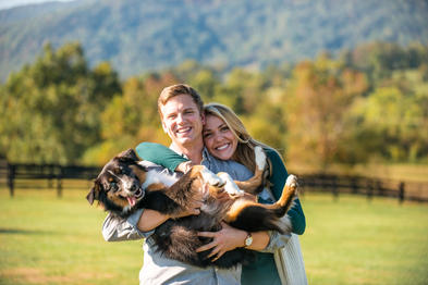 Elaine + Dalton - Engagement - King Family Vineyards-30.jpg