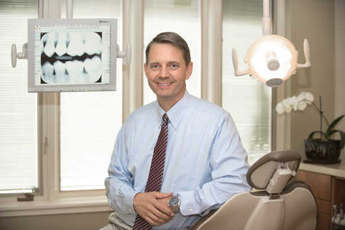 Dr. Davia Dentist Portrait Photography for Advertising