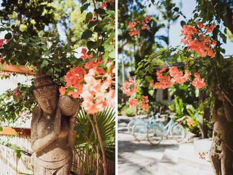 Some Beachy Vibes at the Largo Resort - Key Largo, Florida