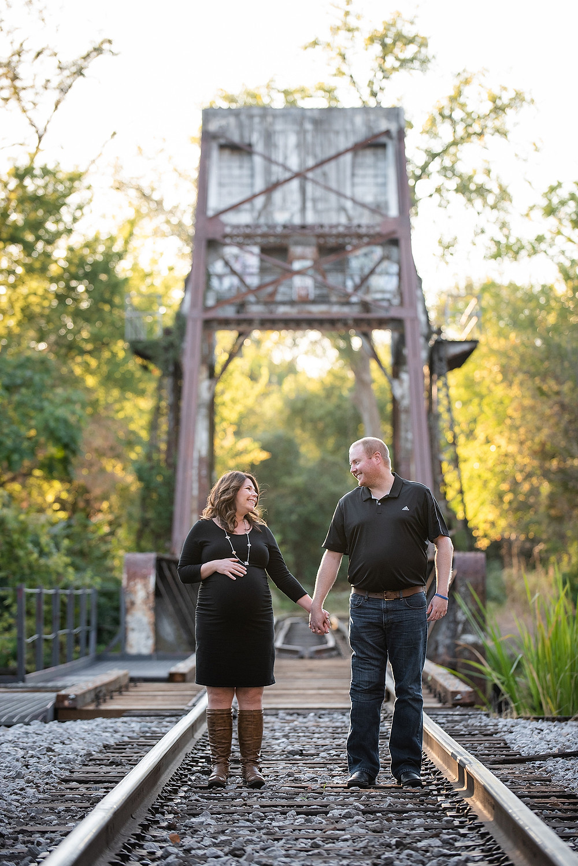 Great Shiplock Park Richmond VA engagement photography
