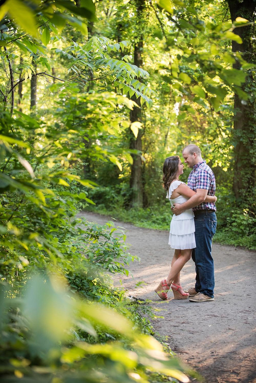 Belle Isle Richmond VA engagement photography