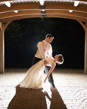 The Woodlands at Algonkian Wedding