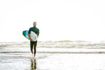 Folly Beach Surfing