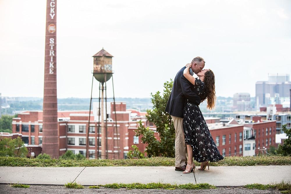 Libbie Hill Richmond VA engagement photography