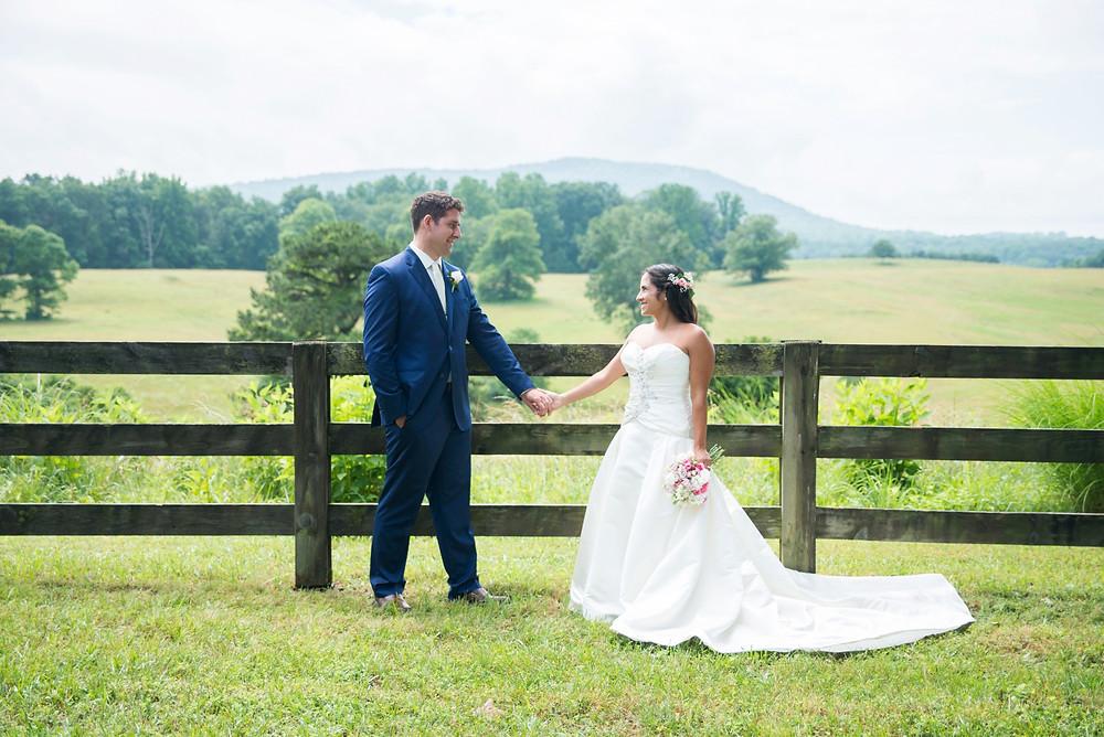 Danielle & Brandon's Wedding at Celebrations at the Reservoir in Richmond, VA