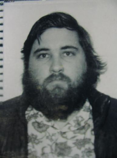 Suspect Chris Busch