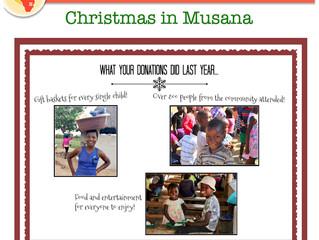 Christmas in Musana 2019!