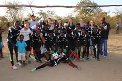 The LGTH soccer team