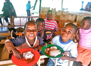 Millennium Goal #1: Eradicate Extreme Poverty and Hunger