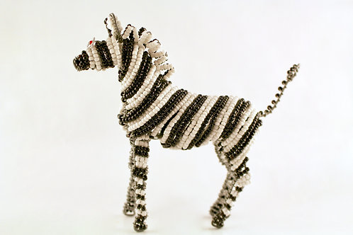 Beaded Zebra - Large