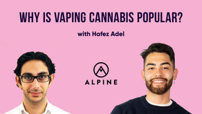 What is vaping cannabis?