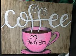 custom coffee shop
