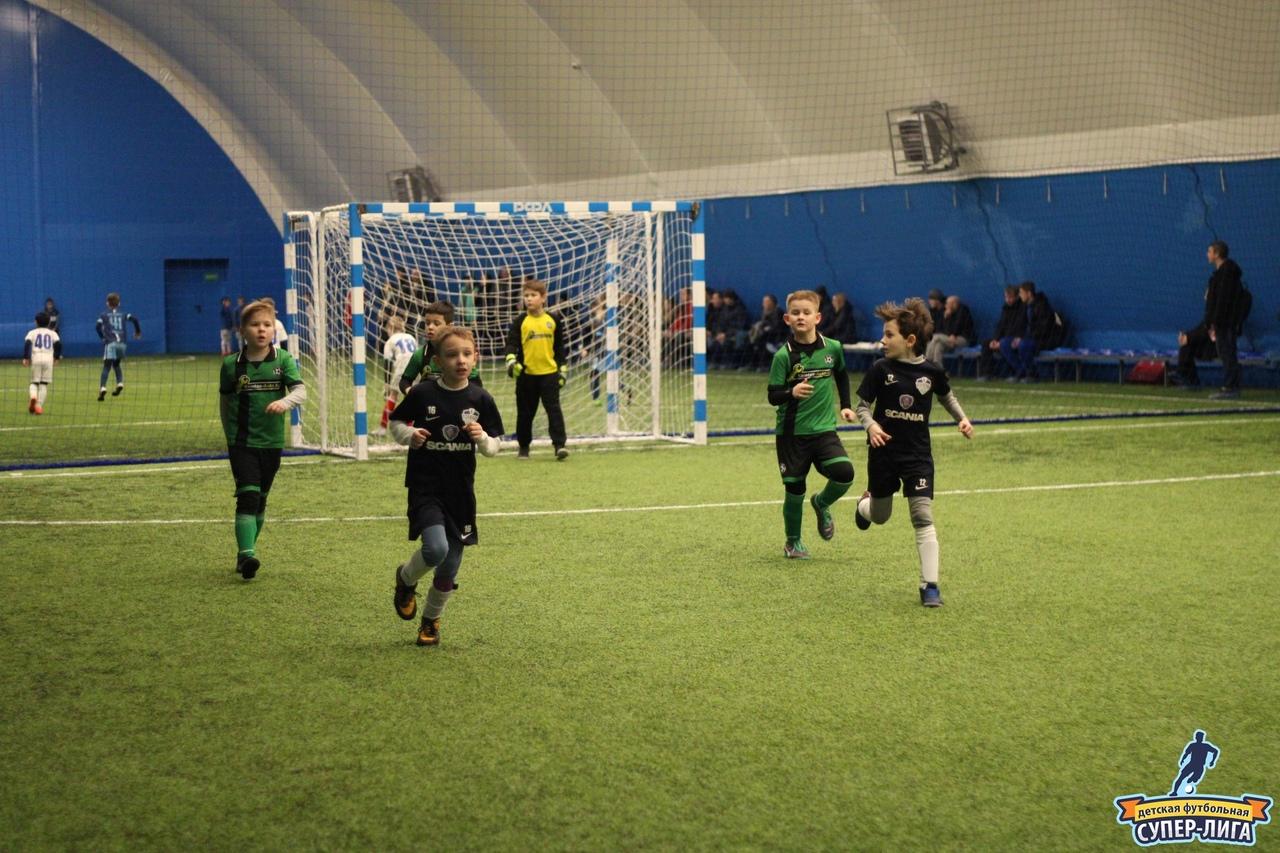 детская футбольная супер-лига Самара