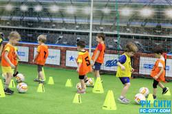 школа футбола Сити