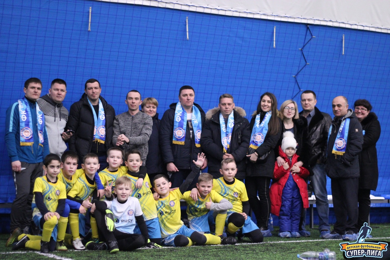 детская футбольная лига самара