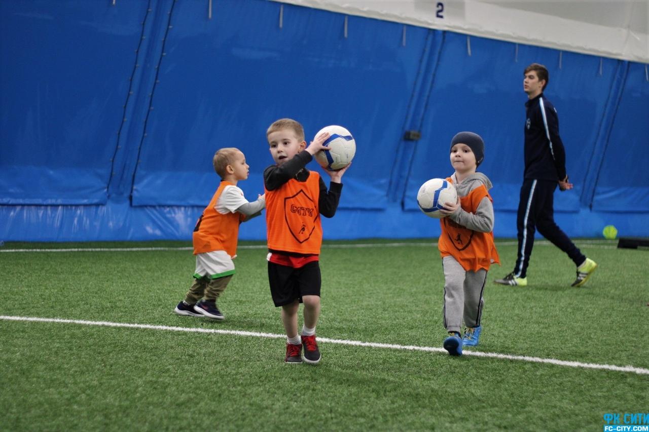 Футбольная школа Сити