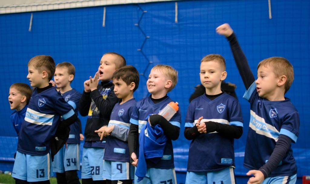 футбольная школа Сити Самара