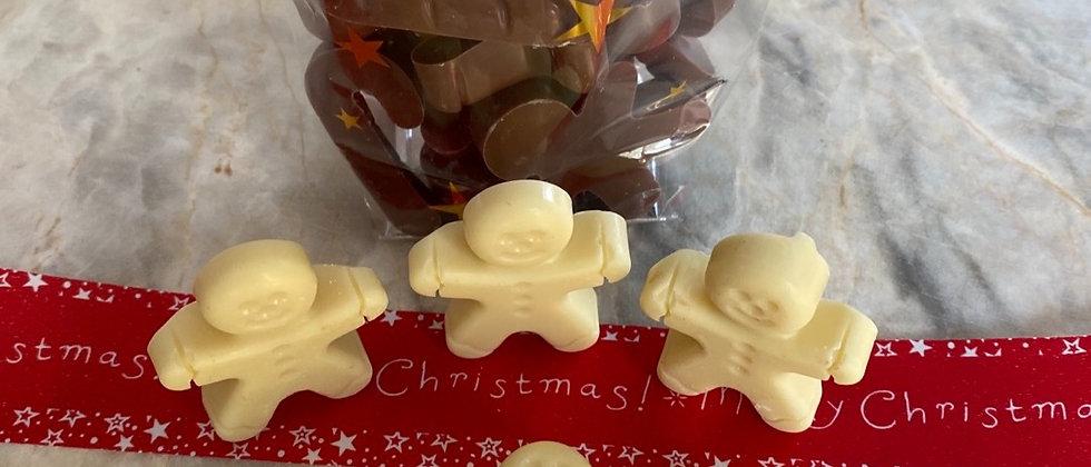 Jolly Gingerbread Kids