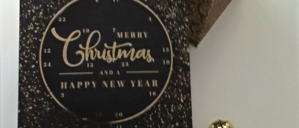 Limited Edition Luxury Advent Calendar