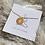 Thumbnail: Halskette Eukalyptus - 18k vergoldet