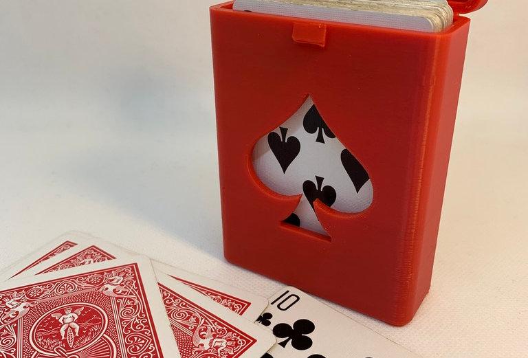 Étui pour carte à jouer