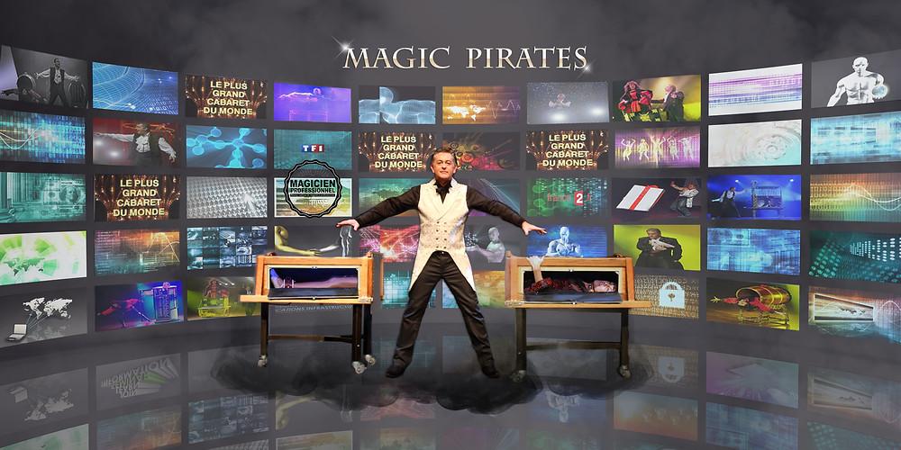 magicien grande illusion