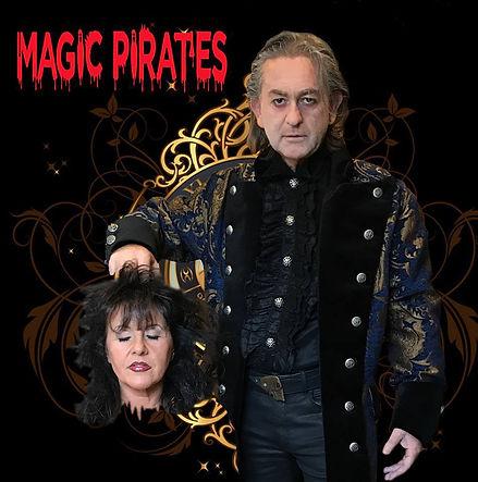 halloween magicien