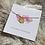 Thumbnail: Halskette Mohnblumen  - 18k vergoldet