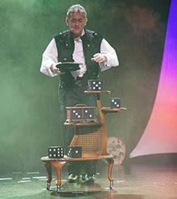spectacle magicien