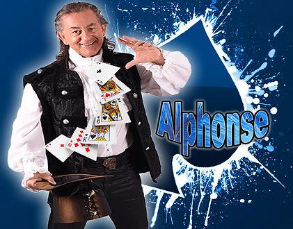 Magicien Alphonse magie de table close-up