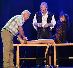 spectacle humour rire convivial