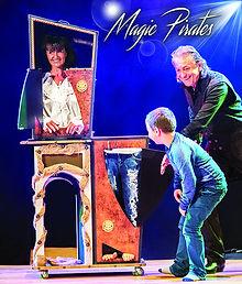 spectacle pour enfant magic pirates