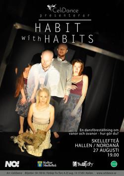 """""""HabitswithHabits"""" - Celidance"""