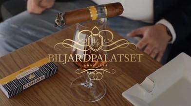 ADVERTISING I Biljardpalatset