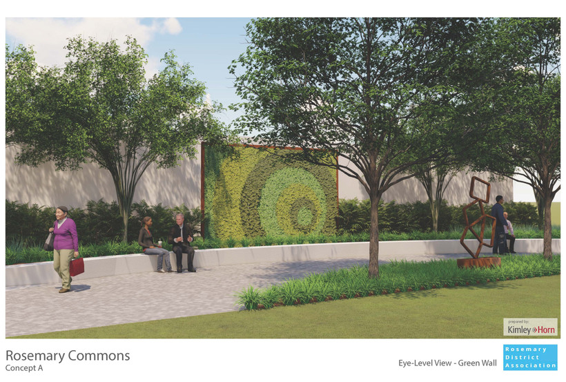 Rosemary Central Park - Concept A Render