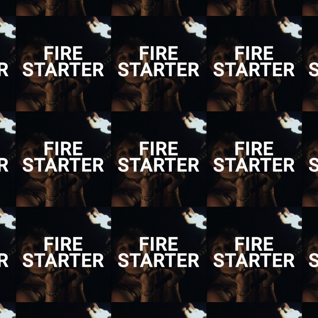 Fire Starter - Art Film