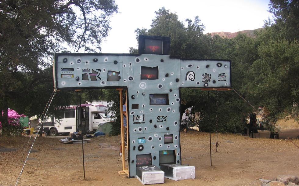 TV Monster at Decom