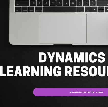 Dynamics FREE Learning Resources 📓