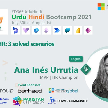 👋 I invite you to: Pakistan User Group - Urdu Hindi Bootcamp 2021