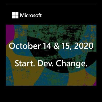 👋 I invite you to: Start.Dev.Change.