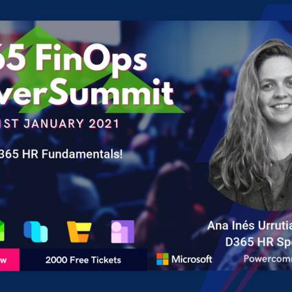👋 I invite you to D365 F&O Summit 2021