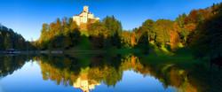Trakoščan, Castle in Zagorje