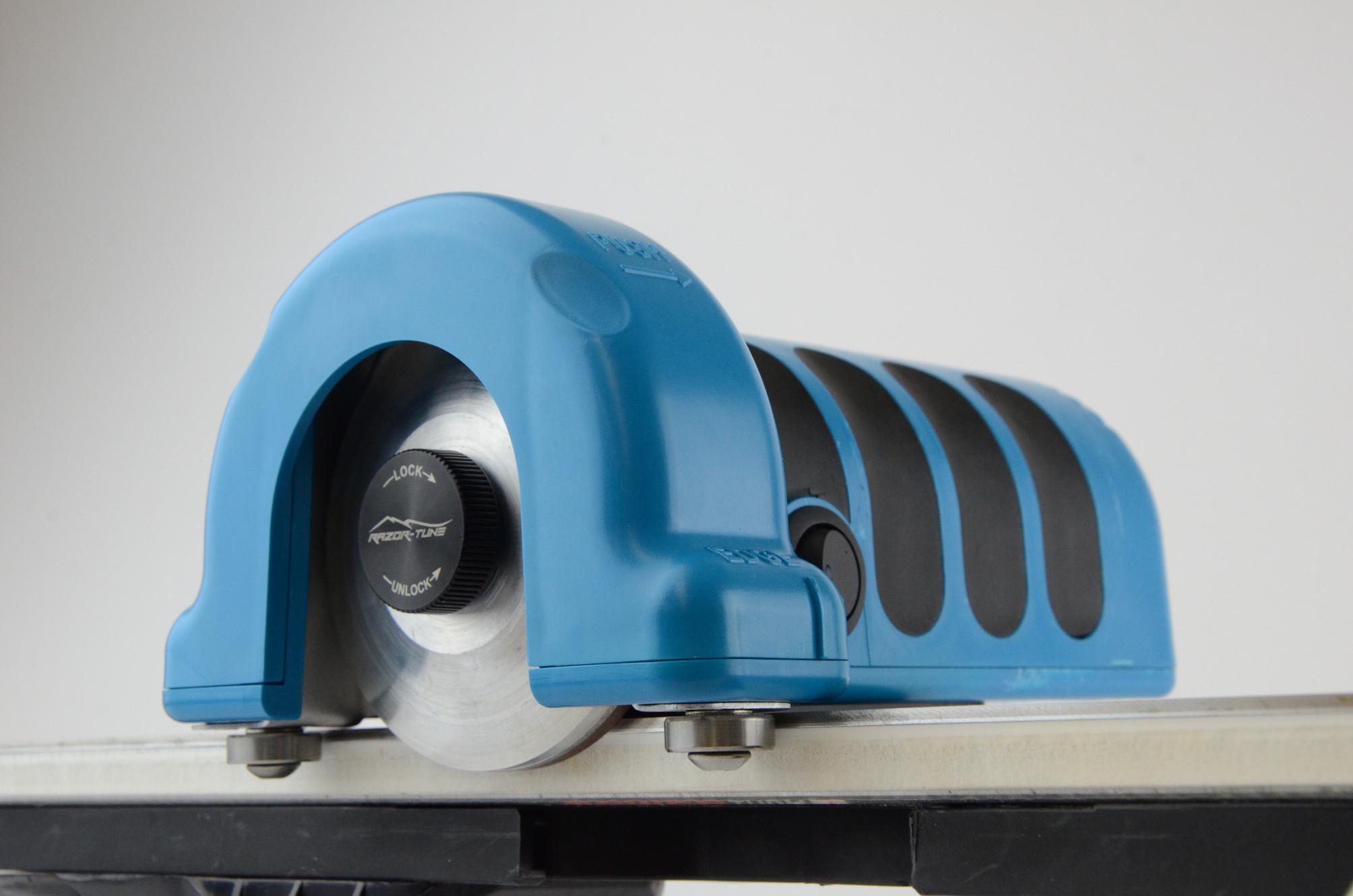 Razor-Tune - Precision ski tuning tool