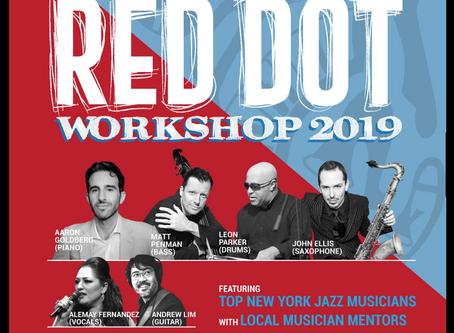 JAZZASIA - Jazz At The Red Dot Workshop 2019