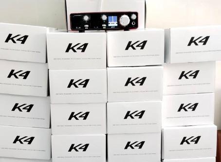 Buckhorn K4 - New Product