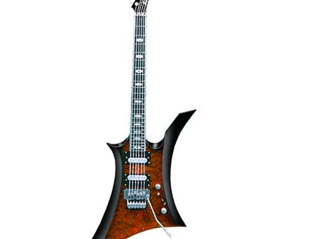 Blizzard Guitar
