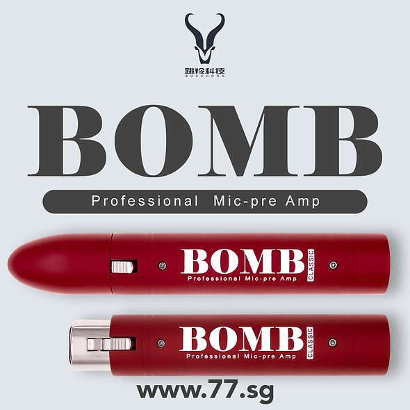 Buckhorn Bomb