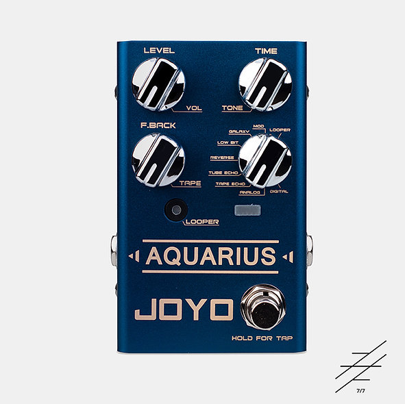 JOYO R-07 Aquarius Delay+Looper
