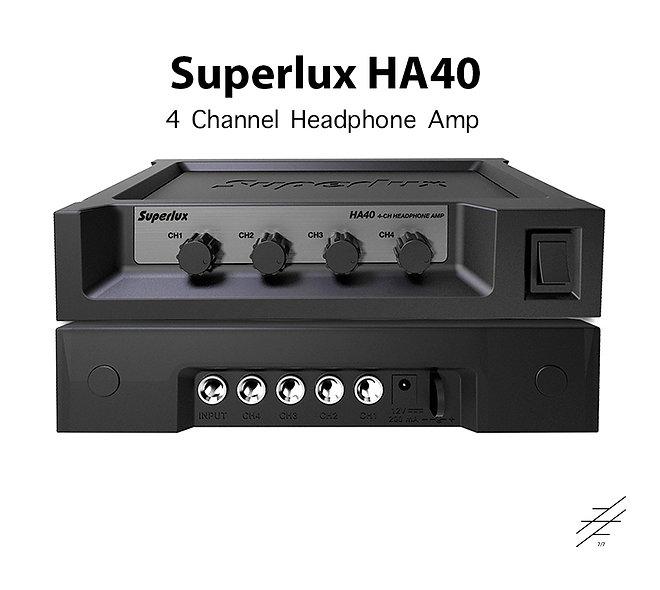 Superlux HA40
