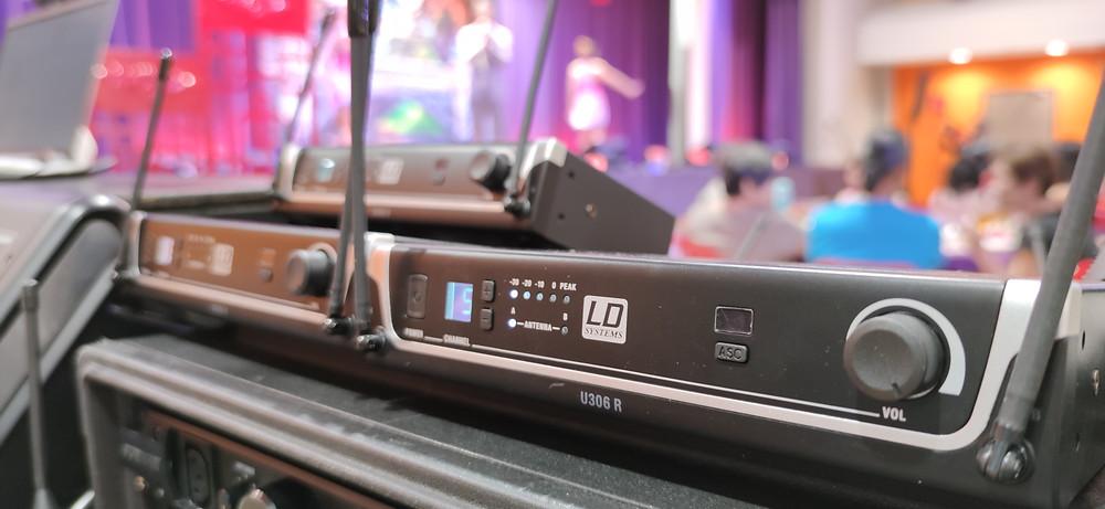 LD Systems U300 series